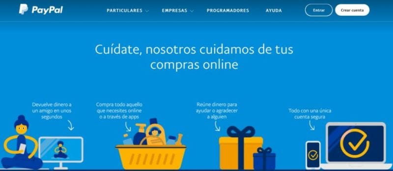 Crear cuenta paypal scaled